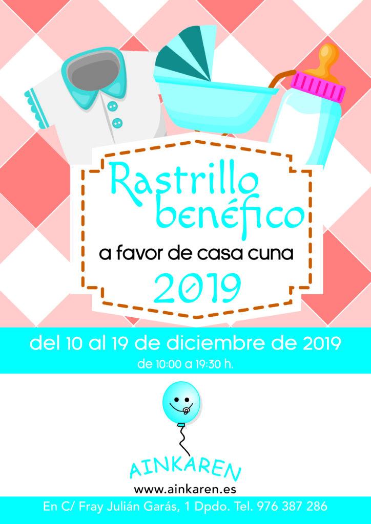Cartel Rastrillo 2019