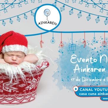 Evento Navidad Ainkaren 2020