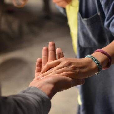 Charla sobre el papel del voluntariado  en la sociedad