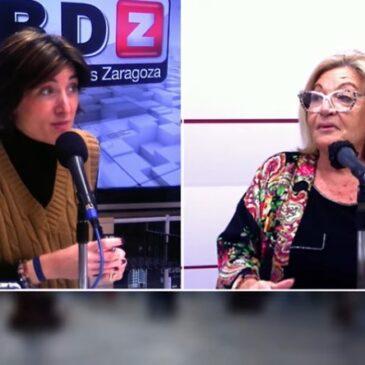 Entrevista a Mª Teresa González en Buenos Días Zaragoza