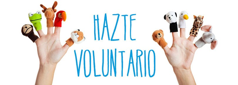 Hazte Voluntario!!!