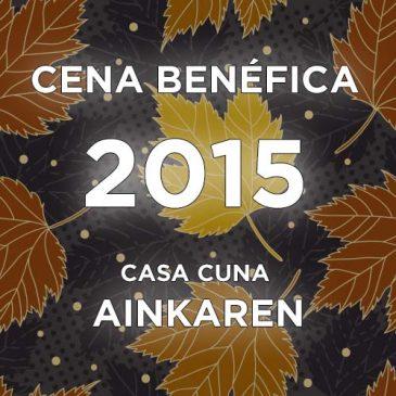 Cena Benéfica 2015