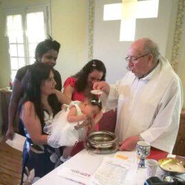 Ayer despedimos a un gran amigo de la Casa-Cuna Ainkaren. El Padre Luis