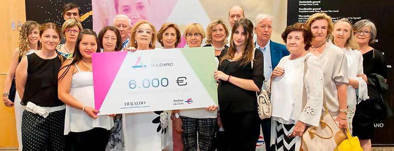 Premio Aragón Solidario