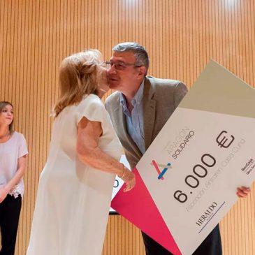 Recibimos el Premio Aragón Solidario – Casa Cuna Ainkaren Zaragoza