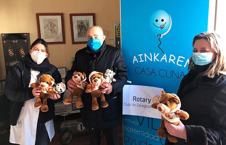 Rotary Club Zaragoza y Ainkaren