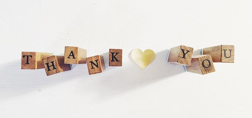 Agradecimientos Cena Ainkaren 2019