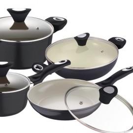 Bergner Zaragoza dona a Ainkaren utensilios de cocina
