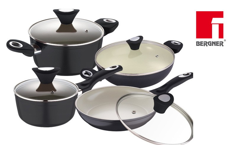 Bergner zaragoza dona a ainkaren utensilios de cocina for Colgador utensilios de cocina
